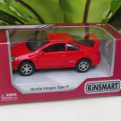 "Kinsmart (5"") Die cast  Car Honda Integra DC5 Type R 2002 Super Car Red (1/34)"