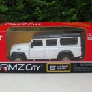 "RMZ DSM 5"" Die cast Model #30 Land Rover Defender 110 White"