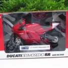 Automaxx 1/12 Diecast Motorcycle Ducati Desmosedici RR 2008 Race Bike Red