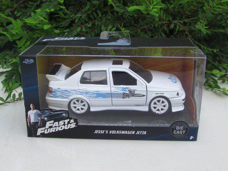 Jada  1-32 Fast & Furious Series - JESSE'S 1995 Volkswagen Jetta A3