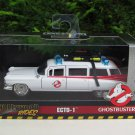 JADA 1/32 Diecast Car 1959 Cadillac Ambulance GHOSTBUSTERS MOVIE ECTO-1