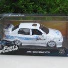 JADA 1/24 Diecast Movie Car Fast & Furious JESSE'S 1995 VW VOLKSWAGEN JETTA A3