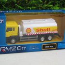 RMZ City 1/64 Diecast Car MAN TGS 18.400 - Shell Oil Tanker Truck