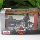 Maisto 1/18 Motorcycles Harley-Davidson 2013 Electra Glide Ultra Limited Blue