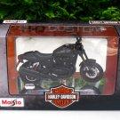 Maisto 1/18 Diecast Motorcycles Harley-Davidson 2011 XR1200X Black