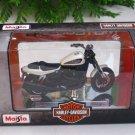 Maisto 1/18 Diecast Motorcycles Harley-Davidson 2011 XR1200X White