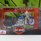 Maisto 1/18 Motorcycles Harley-Davidson 1999 FLSTS Heritage Softail Springer