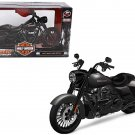 Maisto 1/12 Diecast Motorcycle Harley Davidson 2017 Road King Special Black