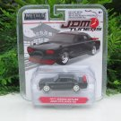 JADA 1/64 Diecast Car JDM Tuners 1971 Nissan Skyline 2000 GT-R (KPGC10)Black 8cm