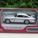 "Kinsmart (5"") Diecast Car Aston Martin DB5 JAMES BOND GOLDFINGER HERITAGE SILVER"