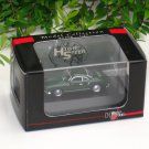 High Speed 1/87 Diecast Car 1959 Volkswagen VW KARMANN GHIA COUPE (5cm) Green