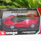 Bburago 1/24 Diecast Car Model Ferrari LaFerrari Red Sports Car