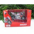 Maisto 1/18 Motorcycles MOTOGP 2018 Ducati Desmosedici # 04 Andrea Dovizioso