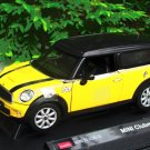 Rastar 1/24 Diecast Model Car Mini Cooper Clubman 2009 (YELLOW)