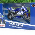 Maisto 1/18 MOTOGP 2018 Yamaha YZR M1 MOVISTAR # 46 Valentino Rossi (31594)