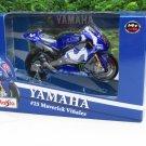 Maisto 1/18 MOTOGP 2018 Yamaha YZR M1 MOVISTAR #25 Maverick Vinales (31594)