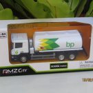 RMZ City 1/64 Diecast car Model SCANIA Trucks BP OIL Tanker TRUCKS (14cm)