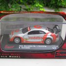 Saico 1/72 Diecast Car Model 2002 Mercedes Benz CLK DTM Team Vodafon # 1 B.Schneider (6cm)
