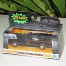 JADA 1/32 Diecast Movie Car DC Comics Batmobile & Batman Classic TV Series 1966