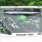 Automaxx 1/12 Diecast Motorcycle Kawasaki Ninja 250 SPECIAL EDITION Green 2014