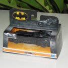 JADA 1/32 Diecast Movie Car DC Comics 1989 Batmobile Michael Keaton Batman car