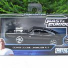Jada 1-32 Fast & Furious Series -  Dom's Dodge Charger R/T 1970 Black