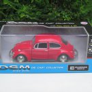 "RMZ DSM (5"") Diecast Model Car #38 Volkswagen VW Beetle 1967 (RED) 1-32"