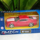 "RMZ DSM (5"") #20 Die cast Model CAR Chevrolet Camaro 2012 (RED)"