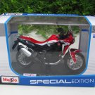 Maisto 1/18 Special Edition Diecast Motorcycle Honda CRF1000L Africa Twin 2018