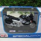 Maisto 1/18 Special Edition Diecast Motorcycle Yamaha FJR1300 Black 2005