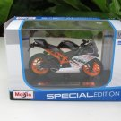 Maisto 1/18 Special Edition Diecast Motorcycle KTM RC 390 BLACK 2015