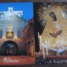 Vilnius, Aušros Gate St. Maries Compassion Mother Chapel postcard