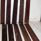 Luthier Indian Rosewood 2 Pcs Guitar Fingerboard Free Shipping  Musical Tonewood