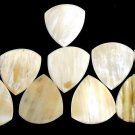 10 Color Buffalo Horn Guitar Picks Guitar Mandolin Picks Guitar Supplies(CH51)