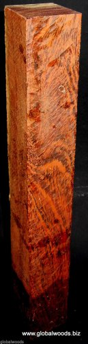 Exotic Wood Camelthorn Ironwood 1.5x1.5x11.5 Knife Handles Pool Cues Gun Grips