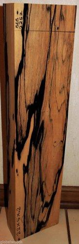 Black & White Ebony Hardwood Lumber 22x5x2 Guitar Fingerboards Pool Cues Timber