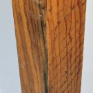 Olivewood From Italy  2x2x16 Game Calls Holy Crosses Handles Pool Cues Hardwood