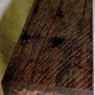 Cocobolo Wood 1.5x1.5x6 Woodworking Knife Handles Duck Calls Reel Seats Lumber