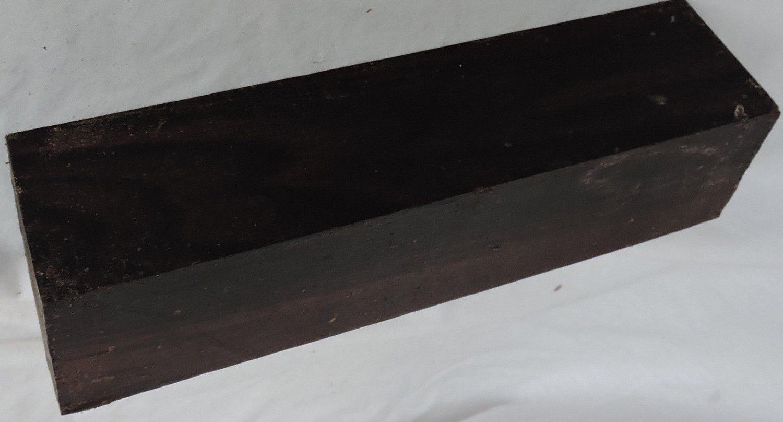 Macassar Ebony Wood 2x2x8 Pool Cues Box Calls Clarinet