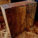 Spalted Tamarind Lumber Woodturning Bowl Blank 6x6x2 Woodworking Knife Handles