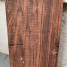 Cocobolo Wood Guitar Building Headplate 8x4x0.25 Luthier Guitar Making Projects
