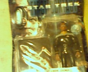 Star Trek First Contact, Lt. CMDR. Geordi LaForge