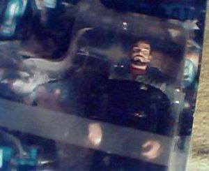 Star Trek Action First Contact, Commander William T, Riker