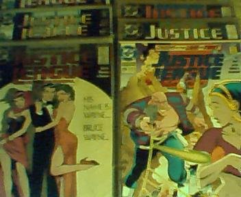 Justice League, Lot of 14