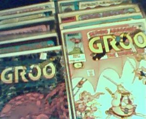 Groo The Wanderer Lot of 18