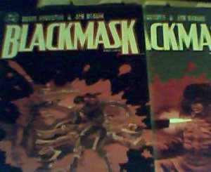 Blackmask Part 1 and 2 of 3