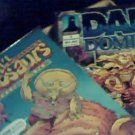 Li'l Dinosaurs for Hire # 1 and Dark Dominion # 2