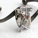 Steampunk DRAGONFLY Watch Movements Bangel Bracelet R