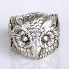 Steampunk Harry Potter OWL RING Bird Neo Victorian AS