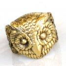 Steampunk Harry Potter OWL RING Bird Neo Victorian AG